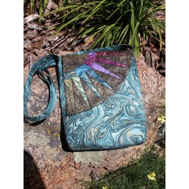 New York Marble Bag by Whistlepig Creek Productions