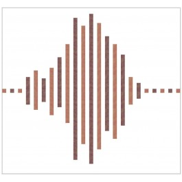 "Modern Love by Whole Circle Studio /67-1/5""x63"""