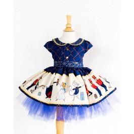 Nutracker Act Penelope Dress