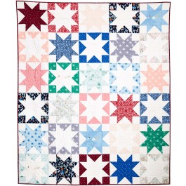 Magic Stars 2 Quilt by Sarah Jane peter pan