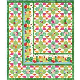 Tutti Frutti Quilt by Heidi Pridemore