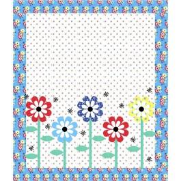 "Summer Garden by Susan Emory  /60""x70"""