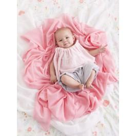 Swaddle Baby Girl