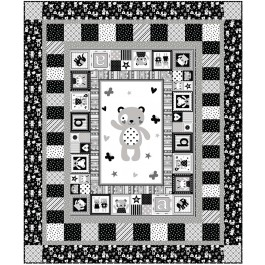 "Tiny Tots Quilt by Heidi Pridemore /50""x60"" - Instructions Coming Soon"