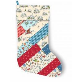 """Santas Socks by Christine Poor /11""""x17"""""""