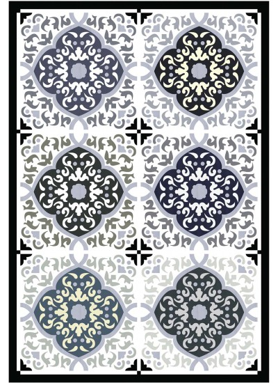 "Arabesque Quilt by Heidi Pridemore /53""x77-3/4"""