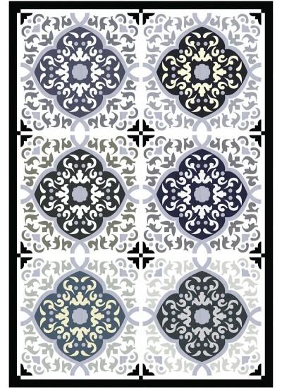 "Arabesque Quilt by Heidi Pridemore /53""x77-3/4"""