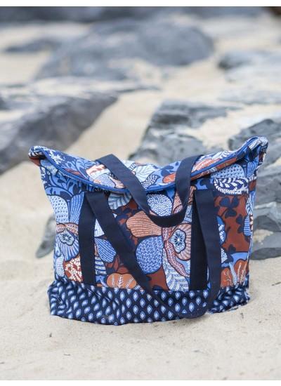 Bali Bazaar Beach Tote Bag