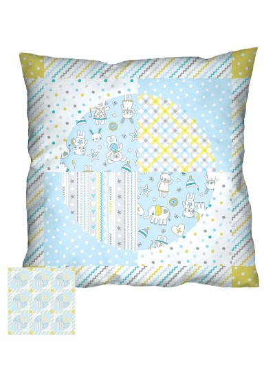 "Balls of Fun Pillow  by Heidi Pridemore /16""x16"""