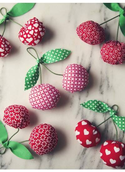 Cherries Decorations