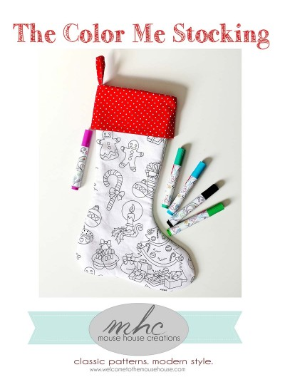 Color Me Stocking