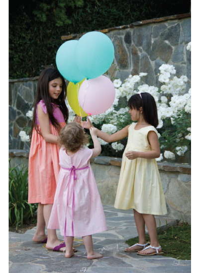 cotton couture girls dresses