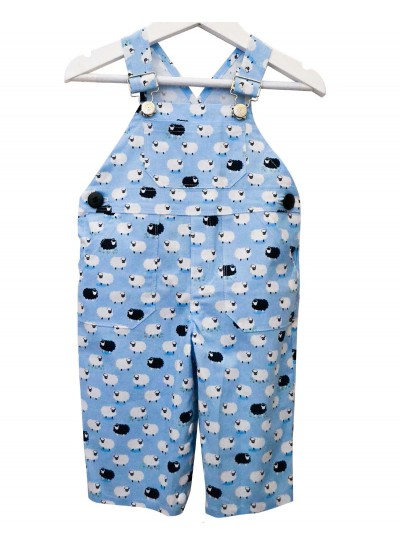 Counting Sheep Childrens Overalls