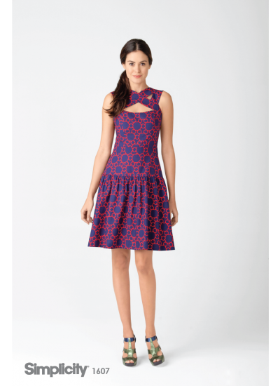 Cynthia Rowley Inspiration - Womens Dress - Front