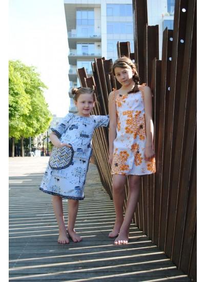 Violet Craft Inspiration - dresses