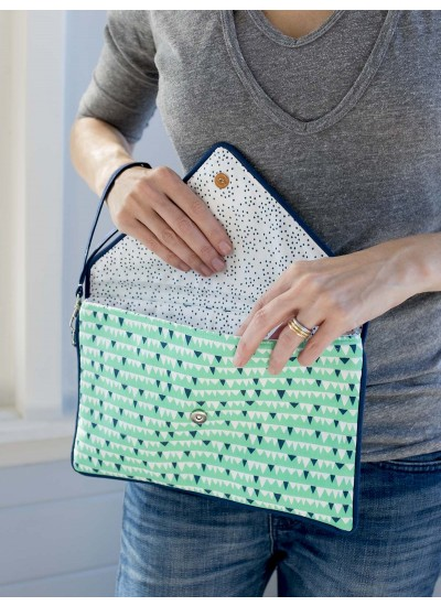 Everglades Envelope Purse