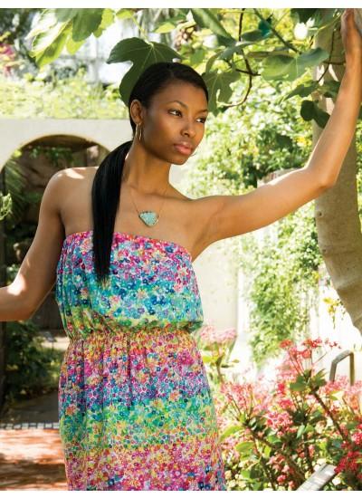 Flower Fields  Dress