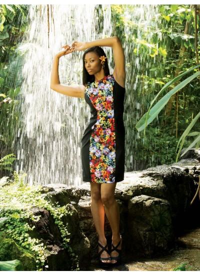Floraliscious Dress