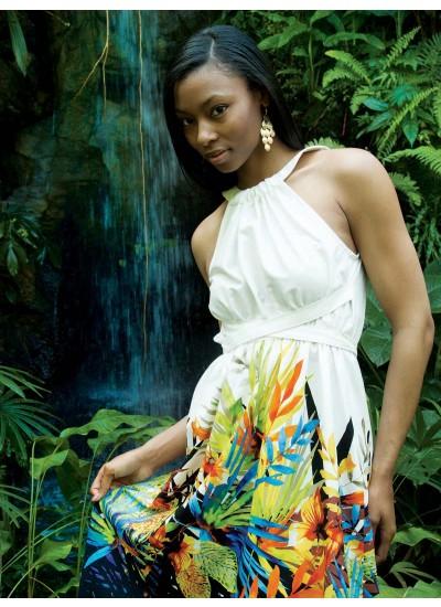 Tropical Madness Dress
