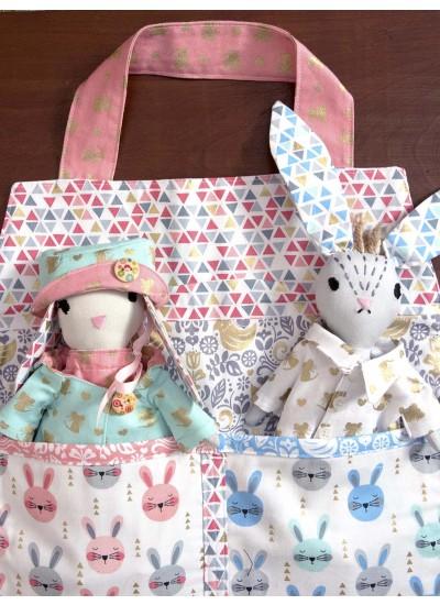 Glitter Critters Stuffed Dolls