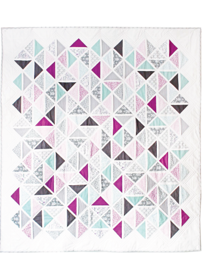 "High Tide Quilt by Tamara Kate Designs /56""x63"""