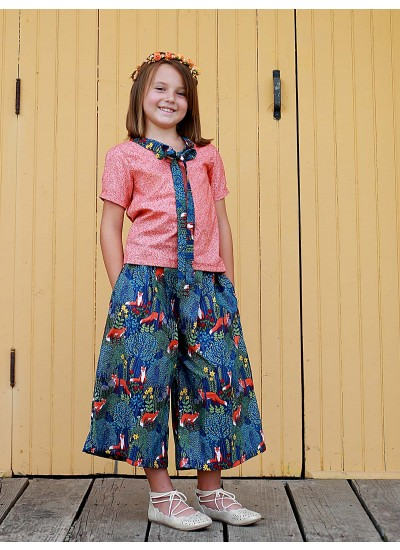 Into the Woods Pants and Shirt