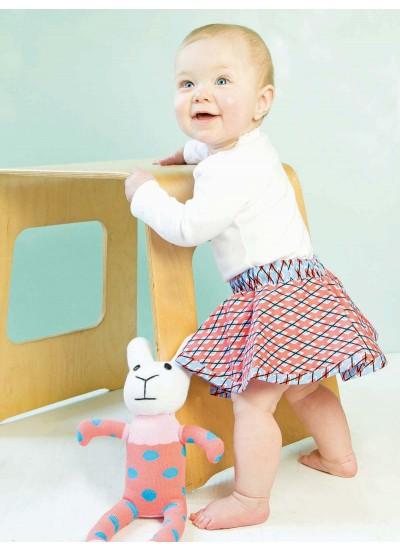 baby girl circle skirt