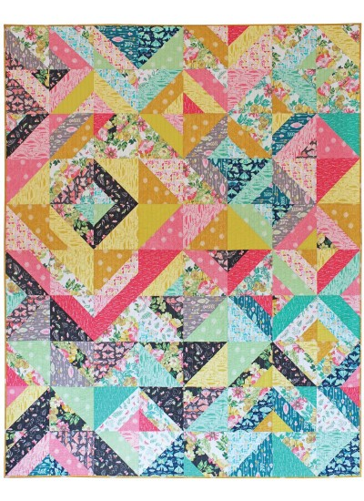 Joyful Quilt By Tamara Kate 80x100 Inspirations Joy