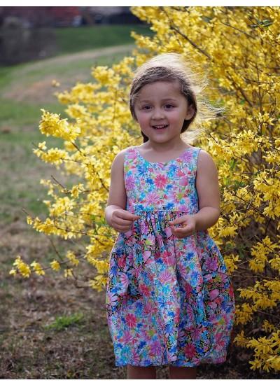 Les Jardins Winnie Pinnie Dress