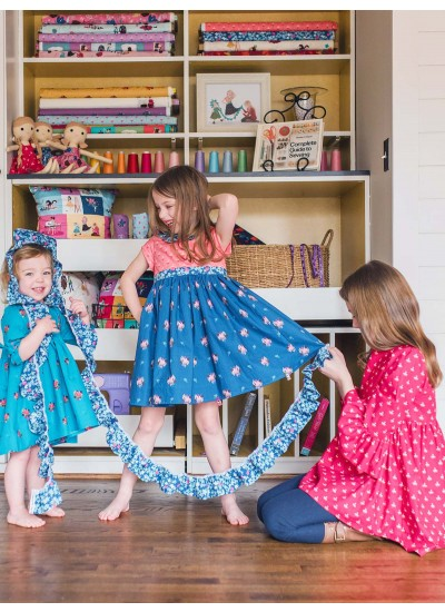 Little Sewists - dresses