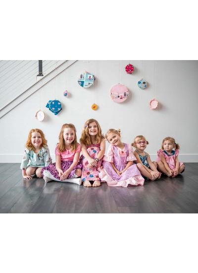 Little Sewists - Girl Dresses