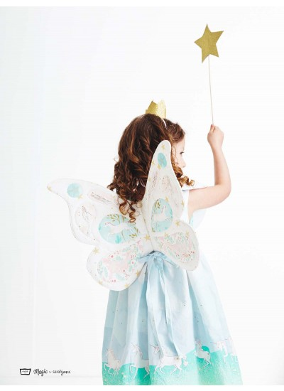 Magic - Unicorn Parade Dress and Wings