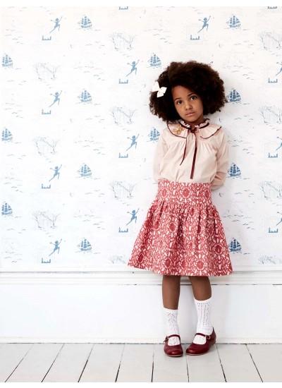 Yolk Panel Skirt