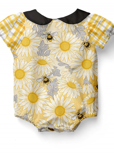 Queen Bee baby Romper