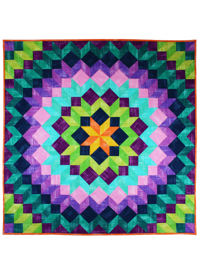 "Starstruck by Marsha Evans Moore / 50x50"""