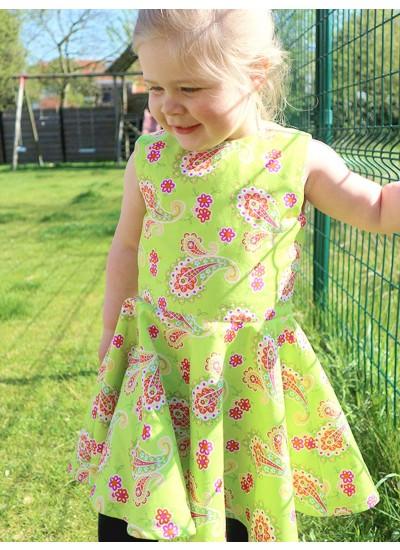 Tinny Dress by Straight Grain