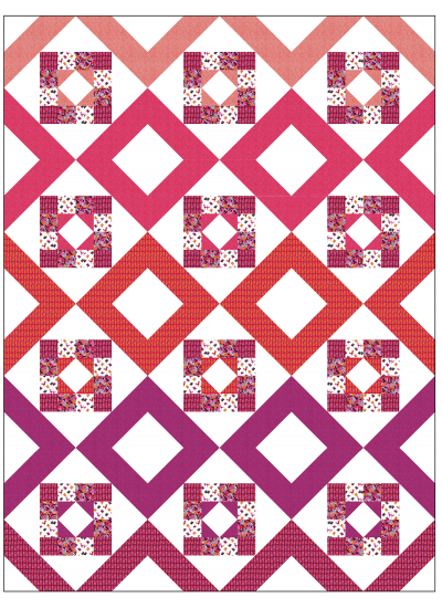 Toucan Dance Quilt By Megan Callahan 60x80 Inspirations