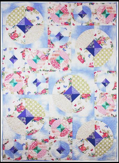 Tweet La Vie Quilt by Marinda Stewart