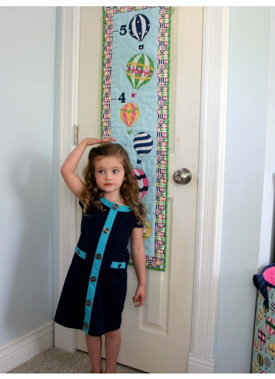 Up and Away - Growth Chart