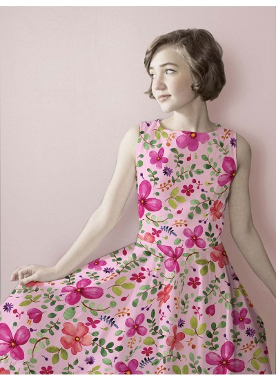 Zen Garden Dress