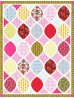 """Isabella Quilt by Lily Ashbury  /64.5""""x85 3/4"""""""