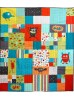 """Monster Mash Quilt by Susan Emory /54""""x60"""""""