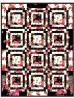 "Charming Fat Quarter Quilt by Heidi Pridemore /34""x44"""