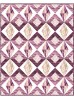 """Jewel Quilt by Lisa Swenson Ruble /48""""x60"""""""