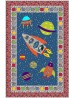 "Space Trip Brite Quilt by Sue Marsh of wpcreek /40""x63"""