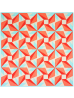 "Spin Art by Jen Sorenson 36x36"""