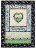 "Tweet Love Quilt by Marinda Stewart /40""x55"""