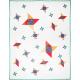 Twinkle Little Star QUILT by Marinda Stewart