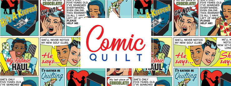 Comic Quilt Collections Shop
